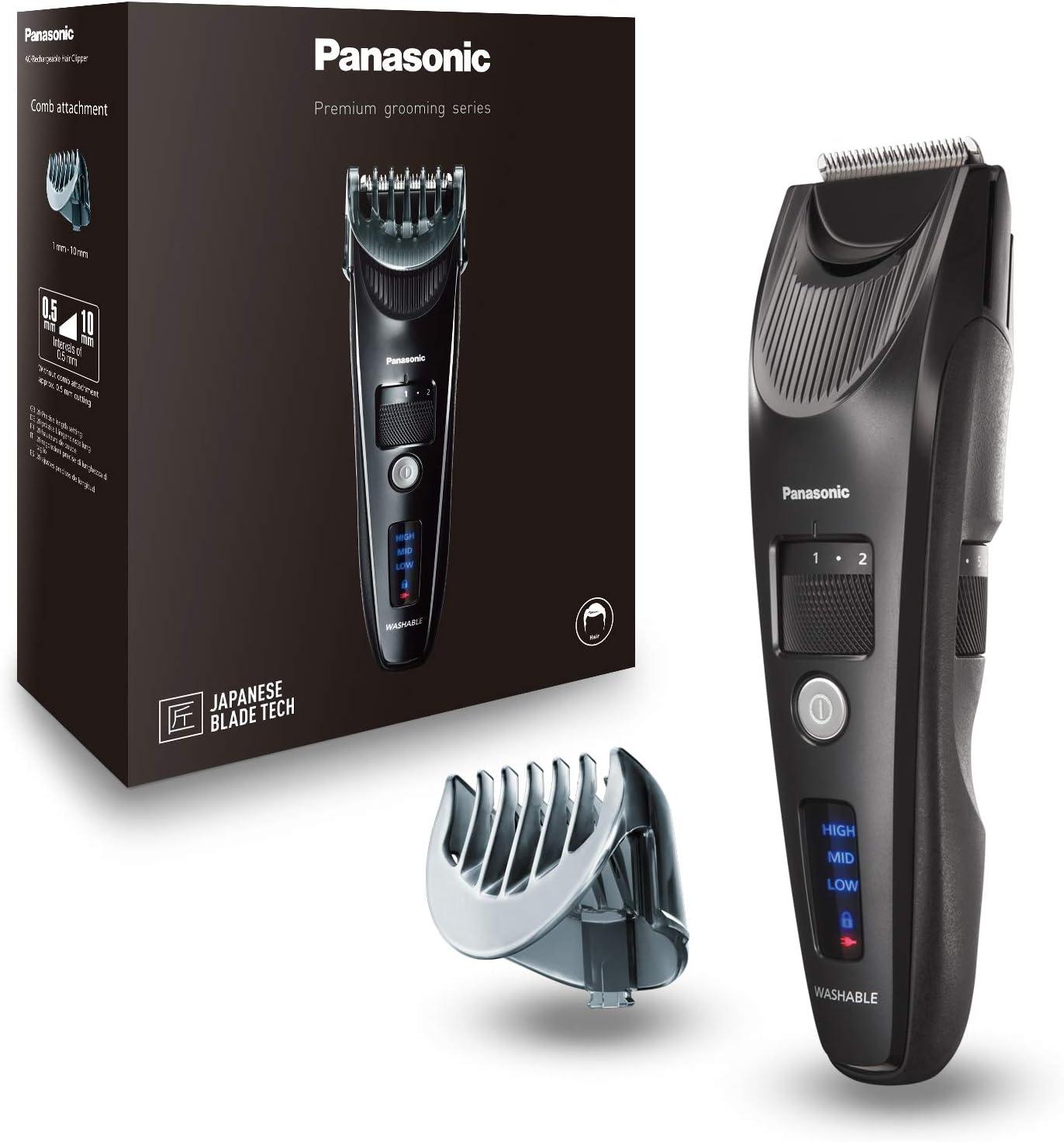 Panasonic ER-SC40 - Cortapelos Premium: Amazon.es: Salud y cuidado ...