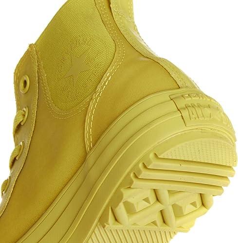 Converse 553267C Sneakers Haute Jaune 37 Jaune: