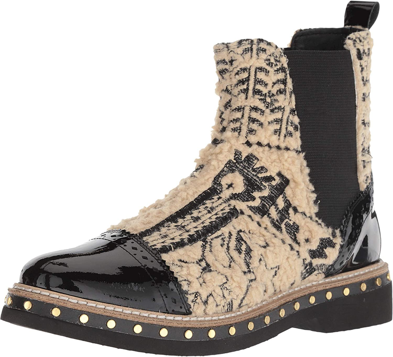 Textile Atlas Chelsea Boot Beige