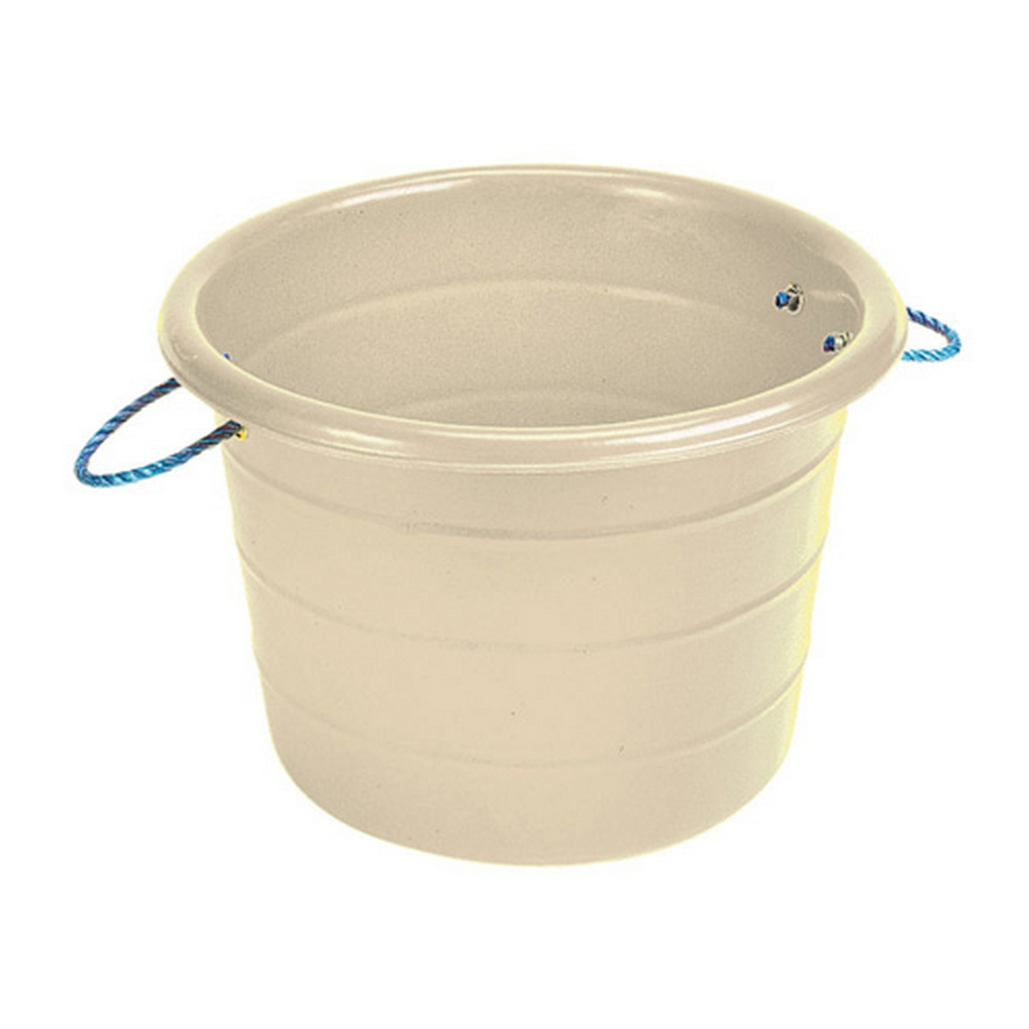Stubbs Large Manure Bucket (One Size) (White) by Stubbs