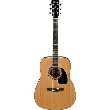 ibanez pf17-lg guitare folk acoustique dreadnought