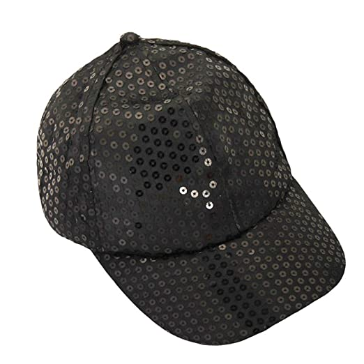 Eric Carl Summer Baseball Cap Women Sequin Pearlescent Summer Female Gorras Hombre Girl Casual Snapback caps
