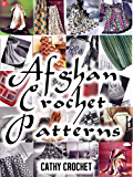 Afghan Crochet Patterns – Twenty Vintage Crochet Patterns for Modern Women