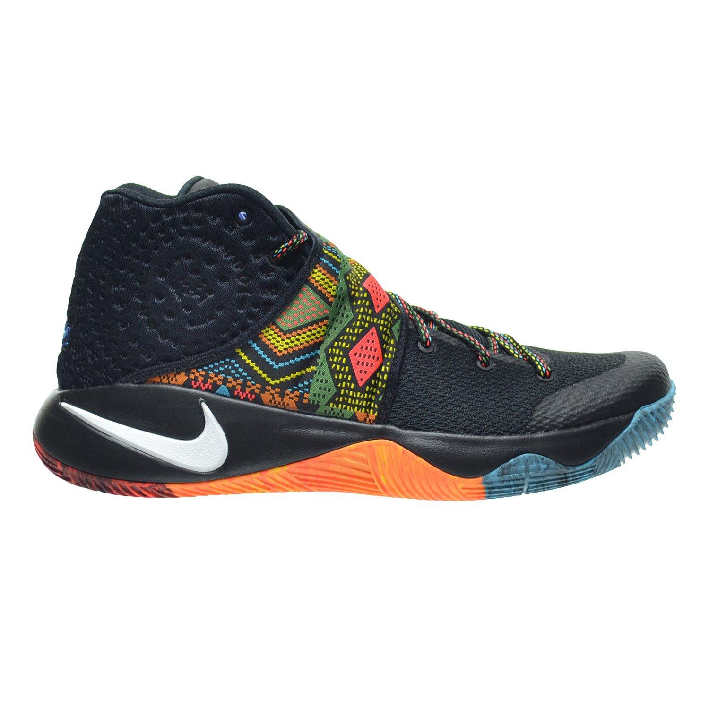 Nike Kyrie 2 BHM Men s Shoes Black Multi-Color 828375-099