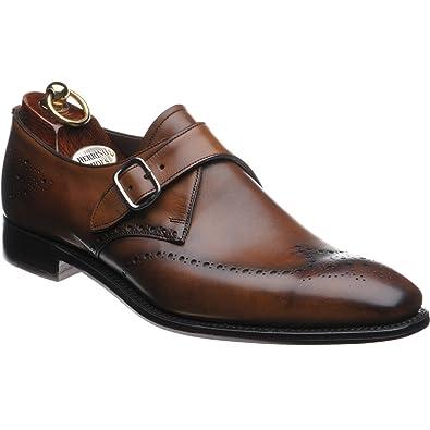Arenque Rothwell II zapatos de monje en caoba Calf, color Marrón, talla 42