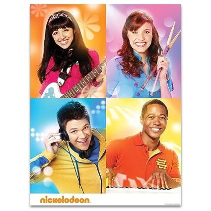 Amazon com: Fresh Beat Band: Cast Portrait Poster: Posters