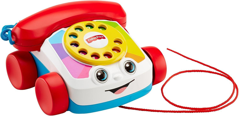 6113 Dantoy- Juguete para tel/éfono con bot/ón Multicolor 18 x 19 x 8 cm