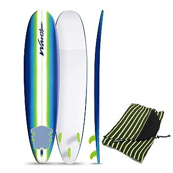 Wavestorm 8' Classic Funboard Surfboard