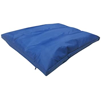 Impermeable perro cama en azul 2 tamaños: Amazon.es: Productos para mascotas