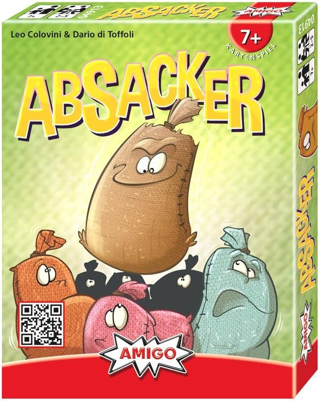 Amigo Absacker Gioco Da Tavolo [Importato Dalla Germania]