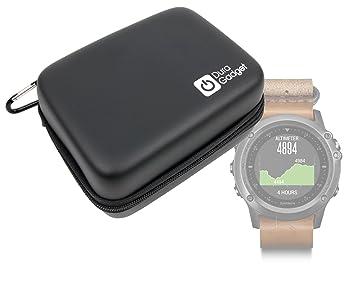 DURAGADGET Funda Rígida para Smartwatch Garmin Fénix 3 HR ...