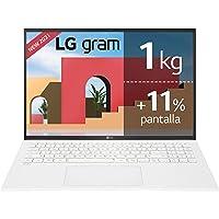 "LG gram 16Z90P Windows 10 Home, Ultraligero de 40.6 cm (16"") WQXGA 16:10 IPS (1.2 Kg, autonomía 16.5h, Intel EvoTM i7…"
