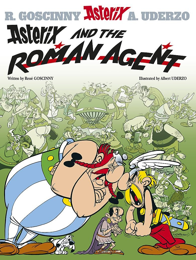 Asterix and the Roman Agent: Album 15 (Inglese) Copertina flessibile – 21 ott 2004 René Goscinny Albert Uderzo Orion Children' s Books 0752866338
