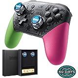 【プロコン専属】FPSスティック Switch Proコントローラー エイム(AIM) 狙い 照準合わせ用 Epindon Cap-Con C2 ネイビーブルー 2個セット
