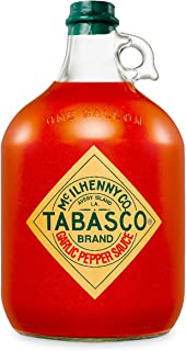 product image for Tabasco Pepper Sauce, Garlic, 128 Ounce
