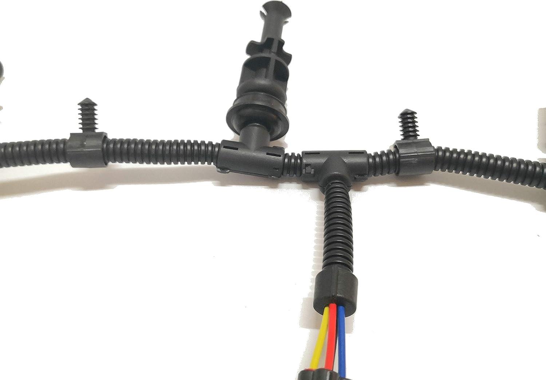 Longyue Autoparts 8c3z 12a690 Aa 8c3z12a690aa Diesel Power Stroke Ford 7 3 Glow Plug Wiring Harness Wire Left