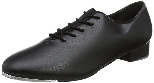 So Danca Ta04/05, Chaussures de Claquettes Mixte Adulte, Noir (Black), 36