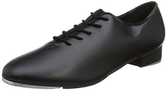 So Danca Ta04/05, Chaussures de Claquettes Mixte Adulte, Noir (Black), 37.5/38
