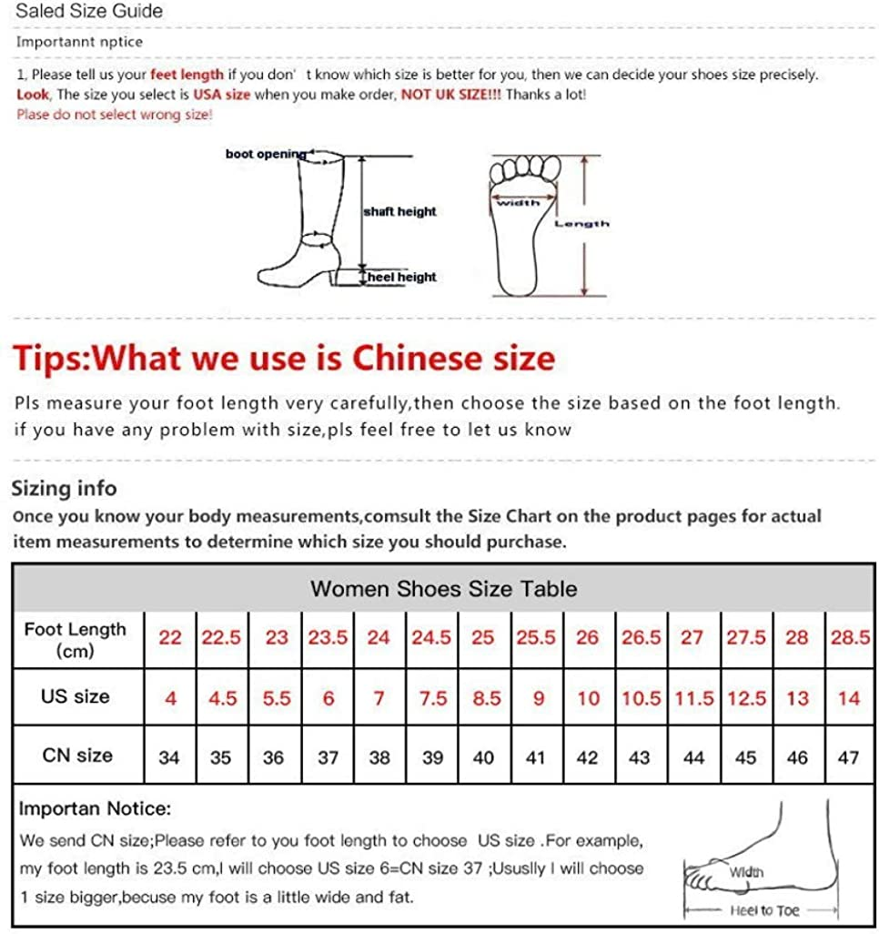 Womens Slouch Mid Calf Riding Boots Round Toe Slip On Bootie Ladies Fashion Height Increasing Shoes