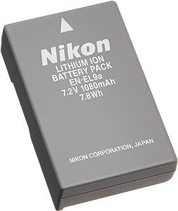 EN-EL9 EN-EL9a EN EL9 Battery Rechargeable for Nikon D3000 D5000 D40 D50 D60 D6R1 D3X D40X SLR Cameras