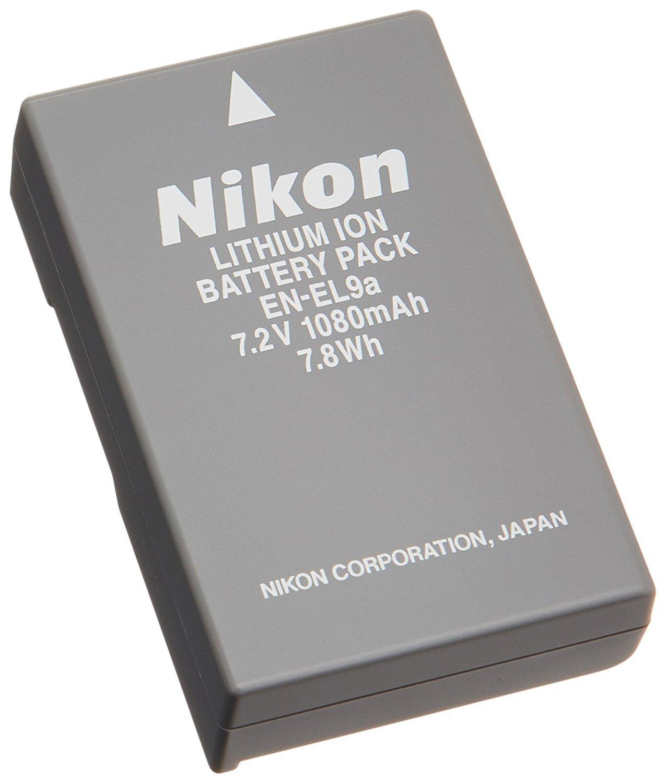 Amazon.com: EN-EL9 EN-EL9A EN EL9 - Batería recargable para ...