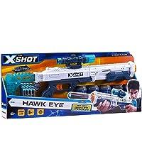 X-Shot Excel Hawk Eye (5Cans,12Darts)