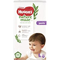 Huggies Platinum Naturemade Pants L 44s