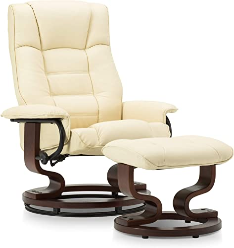 Mcombo Swiveling Recliner Chair Review