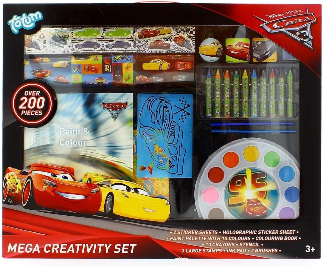 SELECCION DRIM Cars Mega Pack de Actividades: Amazon.es: Juguetes y juegos