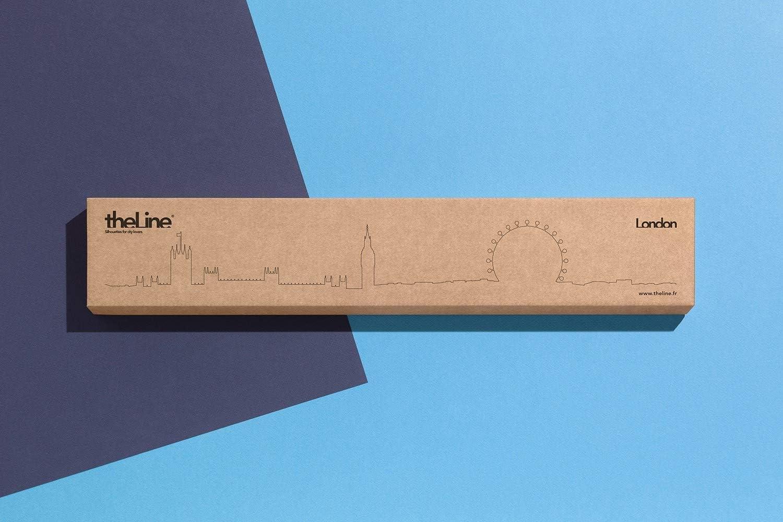 Amazon.com: La línea – siluetas para amantes de la ciudad ...