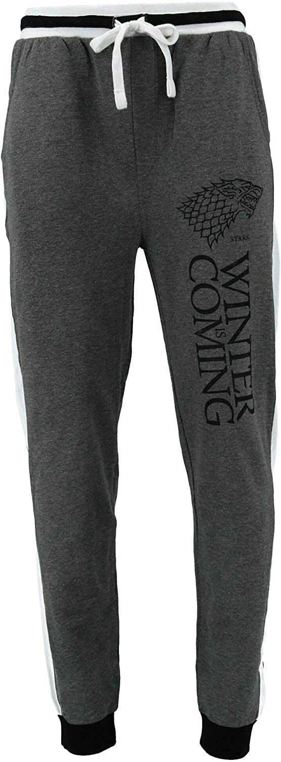 Bioworld Men's Game of Thrones Winter is Coming Lounge Pants
