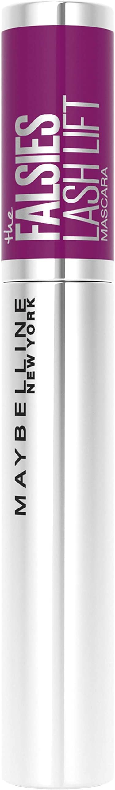 Oferta amazon: Maybelline New York, Máscara Efecto Pestañas Postizas, The Falsies Lash Lift, Color: Negro, 9.6 ml