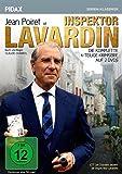 Inspector Lavardin / Die komplette 4-teilige Krimiserie von Claude Chabrol (Pidax Serien-Klassiker) [2 DVDs]
