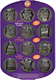 Wilton 12 Cavity Halloween Cookie Pan- Discontinued By Manufacturer