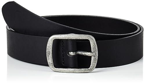 Only Onlbeach Leather Belt Noos, Cinturón para Mujer