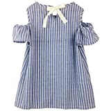 Jastore Baby Girl Clothes Summer Dress Cotton