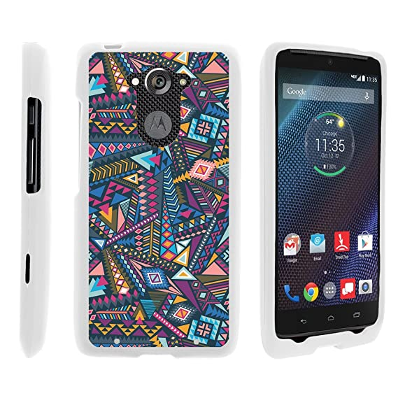 Motorola Droid Turbo Case | XT1254 | Moto Maxx Case [Slim Duo] Ultra Slim