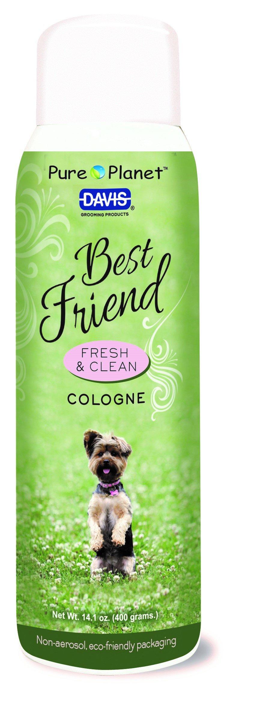 Davis BFC.FC14 Best Friend Fresh & Clean Pet Cologne, 14.1 oz