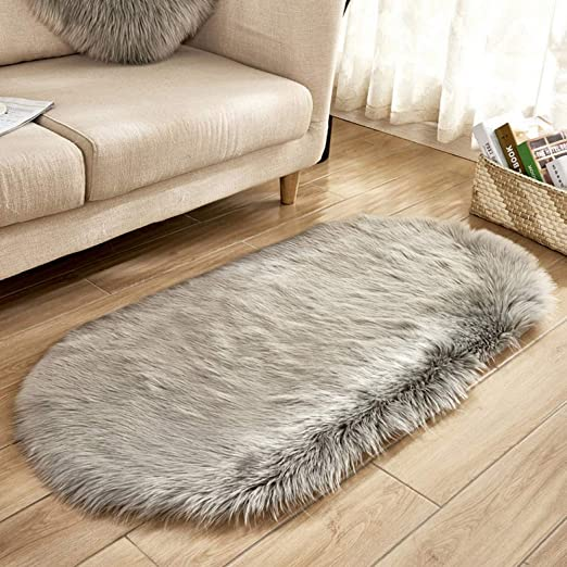Modern Minimalist Carpet Anti Skid Plush Soft Fluffy Floor: Fashion Styles Classic First Rate Plush Bedroom Rugs