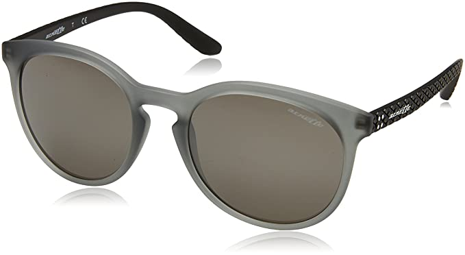 Arnette Chenga R, Gafas de Sol para Hombre, Matte Transparent Grey, 55: Amazon.es: Ropa y accesorios
