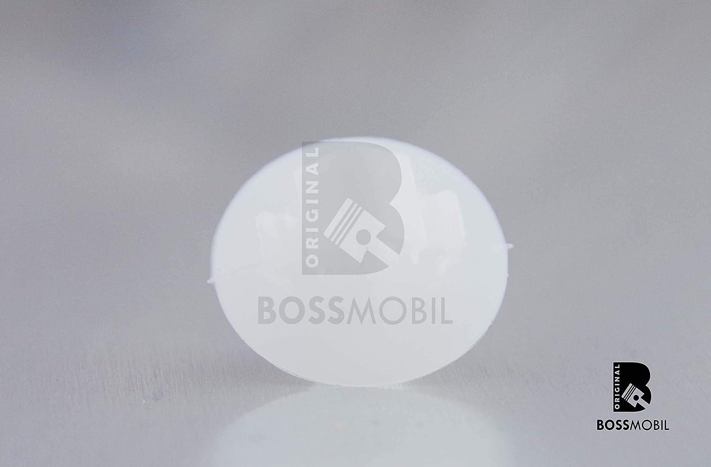 20 St/ück Original BOSSMOBIL kompatibel mit ZIERLEISTEN BEFESTIGUNG CLIP KLAMMER SCUDO C4 9408565488 856548#NEU# 20 X 10 X 4 mm Menge