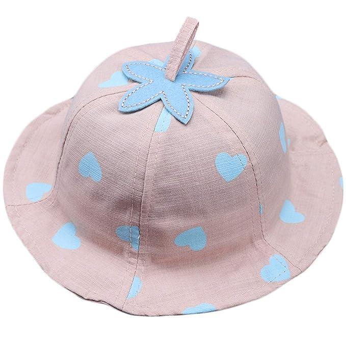 f8dd4b67f4e Spring Summer Baby Girl Love Print Sun Hat Children Fisherman Hats Cotton Baby  Boy Bucket Hats