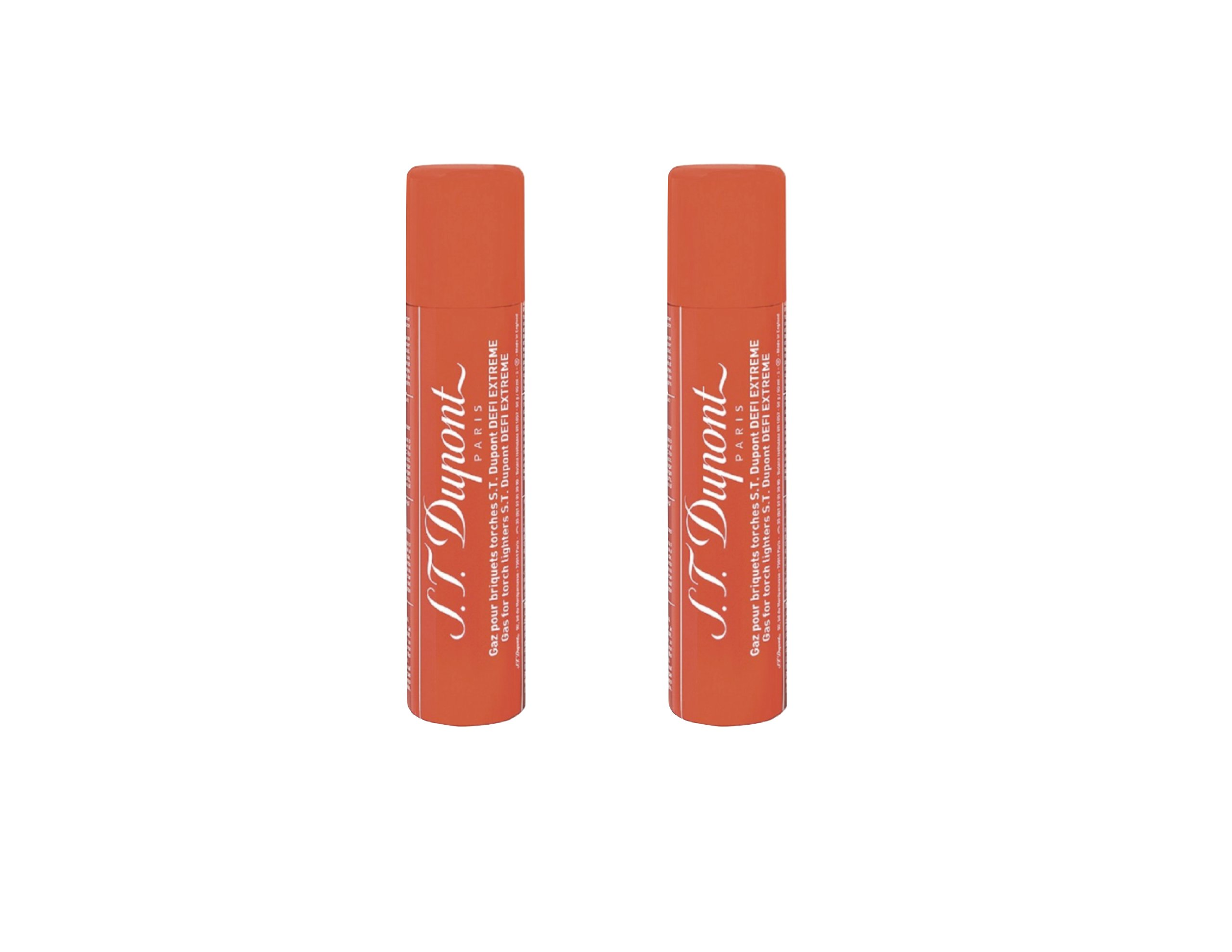 S.T. Dupont Defi Extreme Butane - 2 Pack by S.T. Dupont