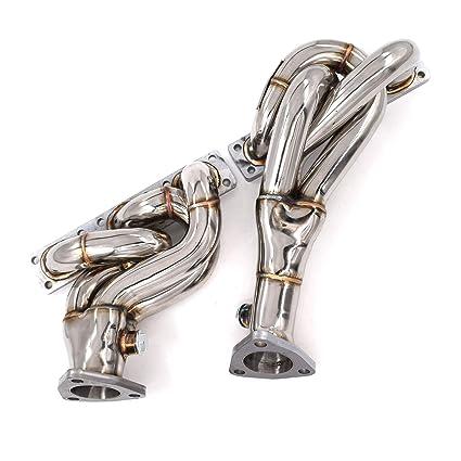 Amazon.com: Exhaust Headers Manifolds Equal Length FOR BMW E36 323i 325i 328i M3 Z3 M50/S50 M52/S52: Automotive