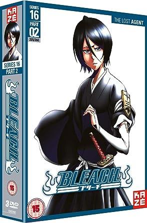 Bleach Series 16 Part 2 (Episodes 355-366) [DVD]: Amazon co