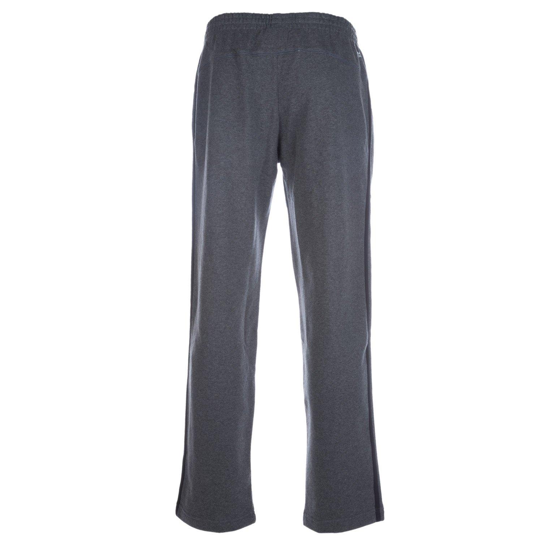 adidas Herren Hose Essential 3 Streifen Light Sweathose Climalite Cotton
