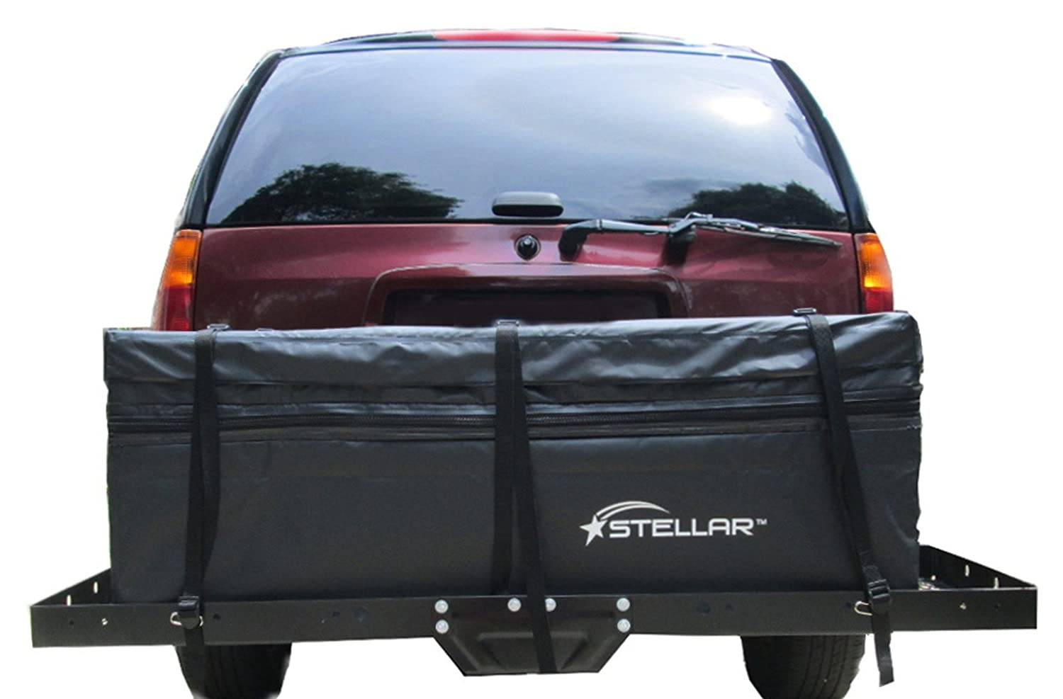 Stellar 10102 Expandable Waterproof Cargo Bag for Hitch Baskets Stellar Products