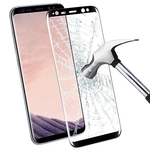 22 opinioni per Galaxy S8 Plus Pellicola Protettiva, Infreecs Samsung Galaxy S8 Plus Vetro