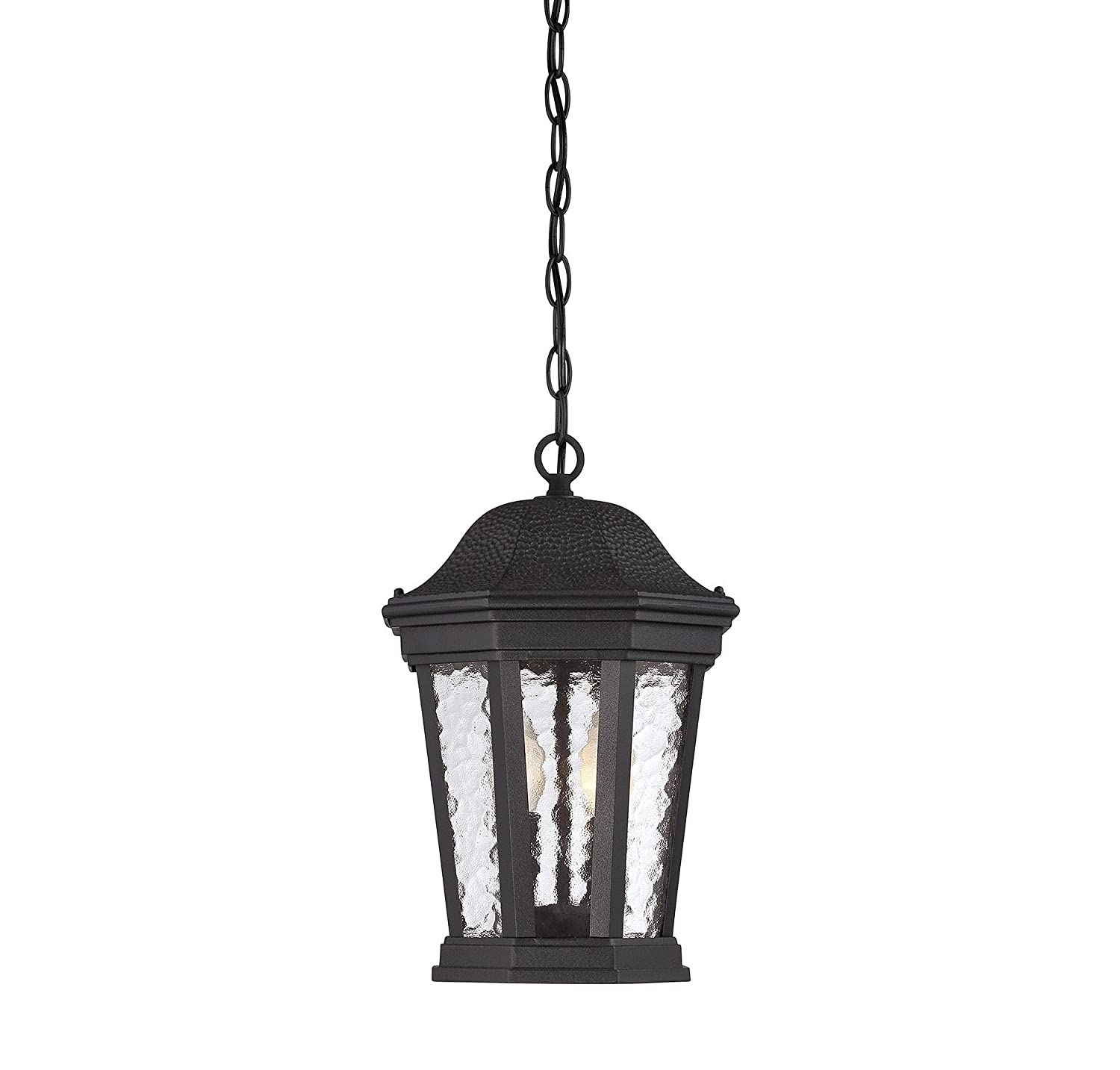 Savoy House 5-5084-BK Hampden Outdoor Post Lantern by Savoy House B00STHT2UK