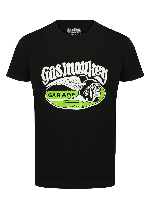 Gas Monkey Garage T-Shirt Cigar Monkey
